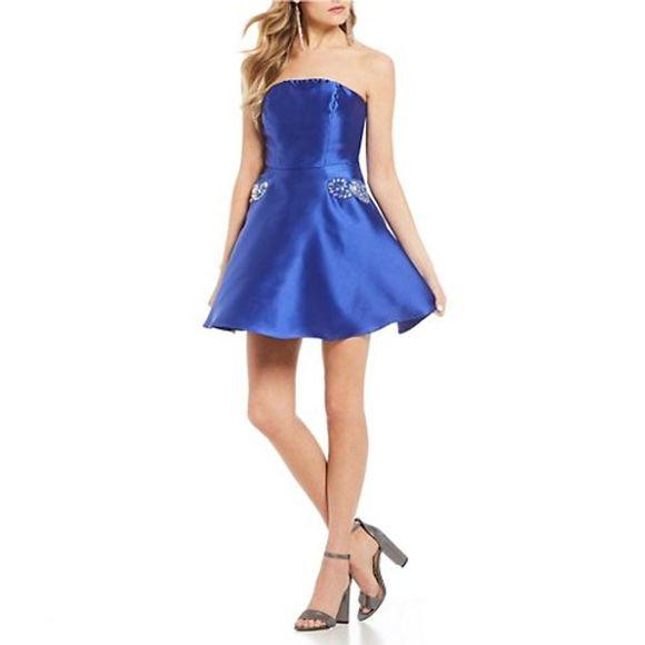 B. Darlin Dresses & Skirts - B. Darlin A-Line Strapless Dress